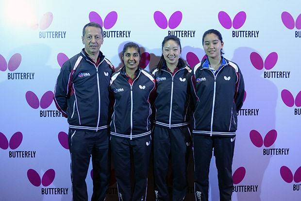 USA Women's Team