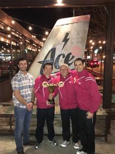 Denver TT Alliance Team at Ace Restaurant