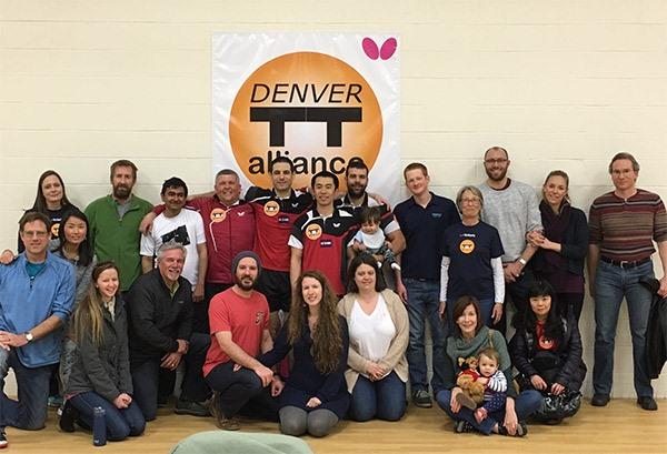Denver TT Alliance Team with Friends & Family