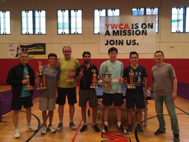 John Mar won the Joseph Newgarden Summer Gold Dollar Upset Open