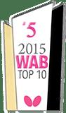 2015 WAB Top10 Table Tennis Clubs #5