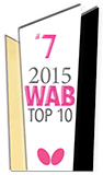 2015 WAB Top10 Table Tennis Clubs #7