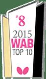 2015 WAB Top10 Table Tennis Clubs #8