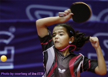 Adriana Diaz Table Tennis Player Butterfly Online
