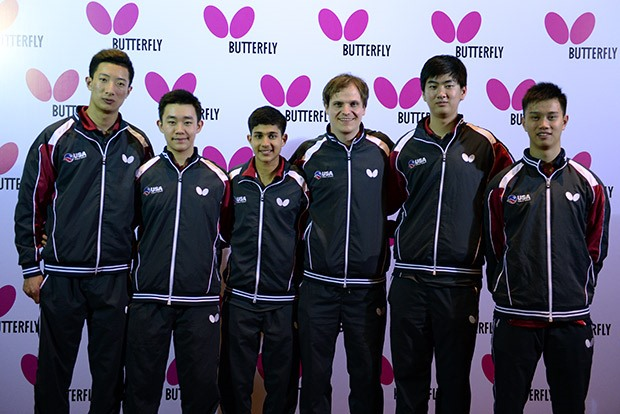 USA Men's Team