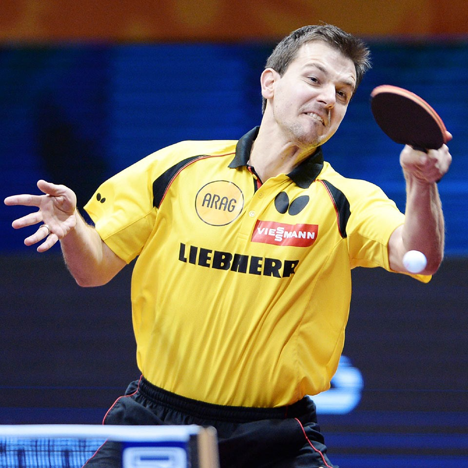 Timo Boll Table Tennis Team Member