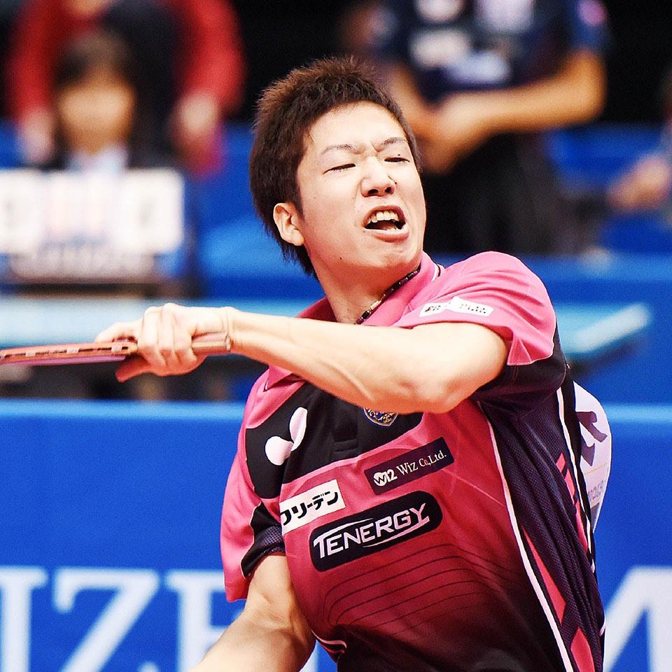 Jun Mizutani Table Tennis Team Member