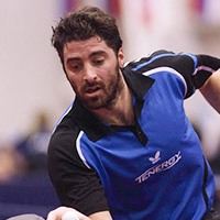 Panagiotis Gionis Table Tennis Team Member