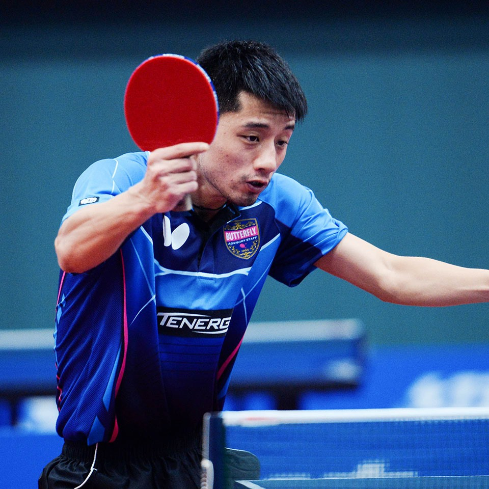 Zhang Jike Table Tennis Team Member