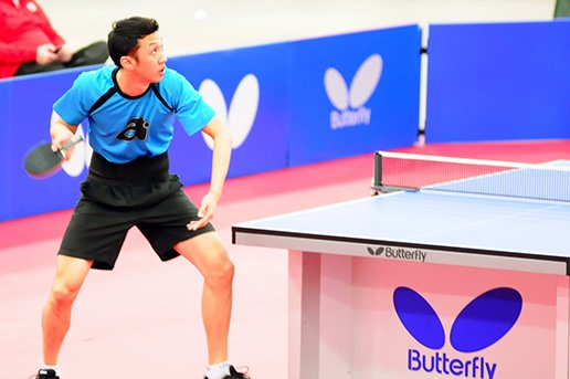 2015 Arnold Table Tennis Challenge Final