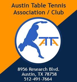 Austin Table Tennis Association Club Butterfly Online