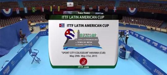2015 ITTF Latin American Cup Finals