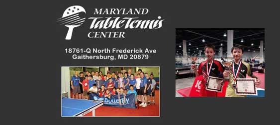 Maryland Table Tennis Center