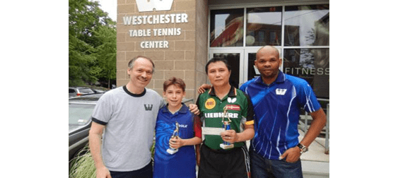 Westchester Table Tennis Club – Coach Li