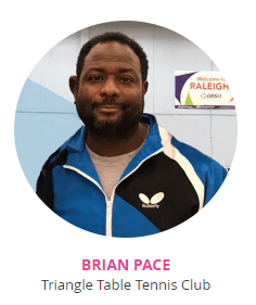 brian pace ate