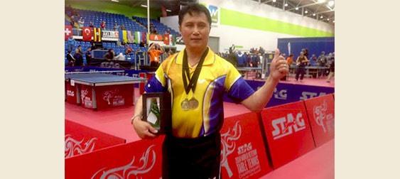 Training Video: Coach Li of New York International Table Tennis Center