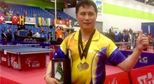 Coach Li, Yuxiang - New York International Table Tennis Center