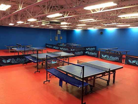 Nj International Table Tennis Academy Open House