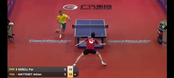 Table Tennis – Best of 2015