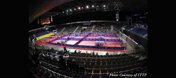 2016 ITTF German Open Live