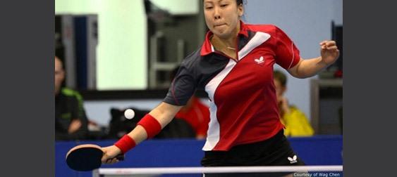 U.S. Olympic trials: Wang Chen