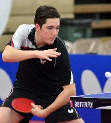2016 Arnold Table Tennis Challenge - Mishel Levinski, U2500 Champion