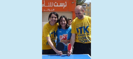 World Table Tennis Day, April 6th - Photo Courtesy of ITTF