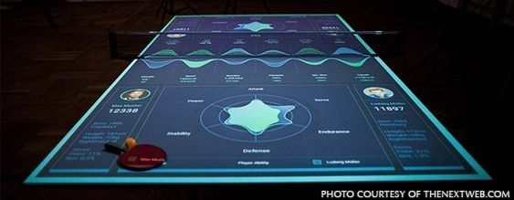 The Next Web - The tennis table your developers can finally geek out over