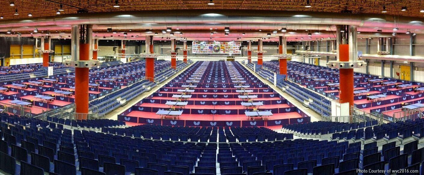 2016 world veteran table tennis championships - World table tennis championships ...