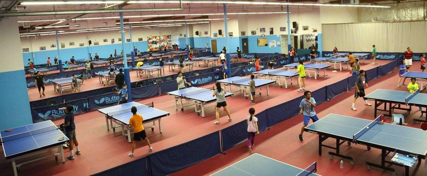 table tennis mississauga