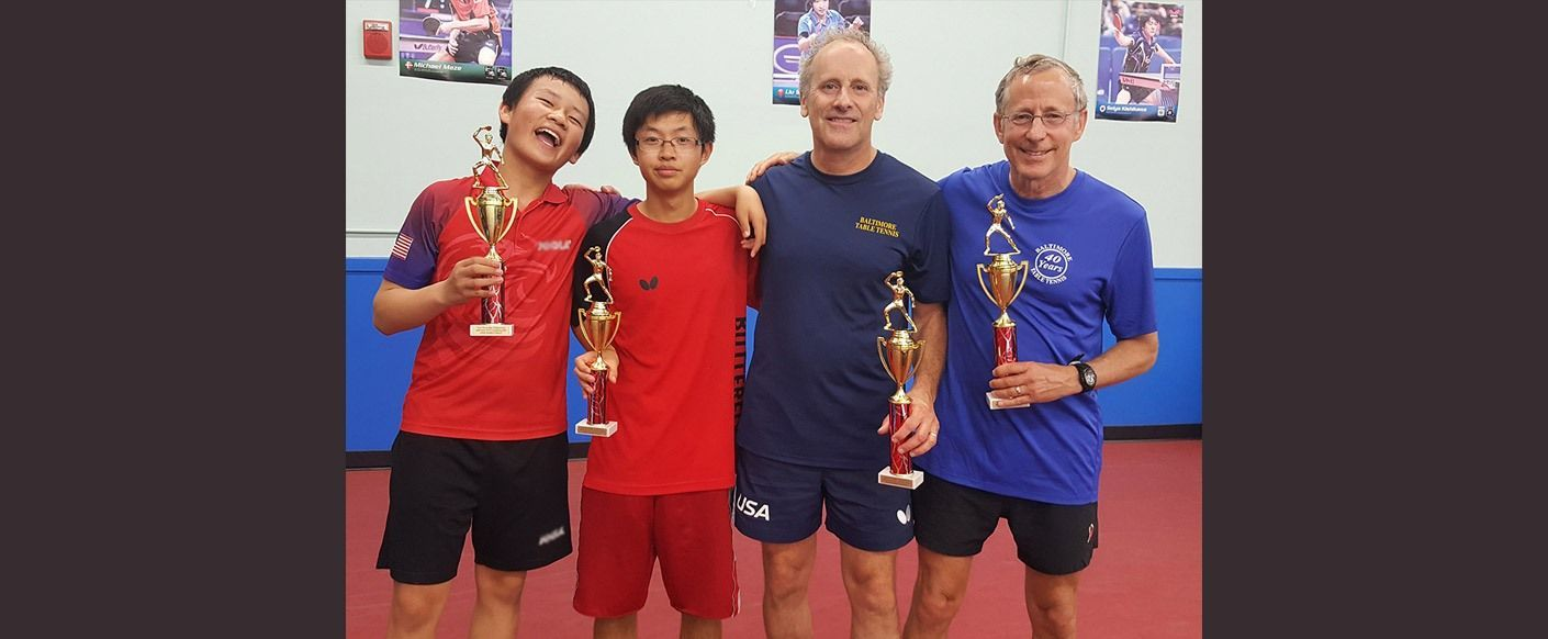 $5000 Maryland State Table Tennis Championships