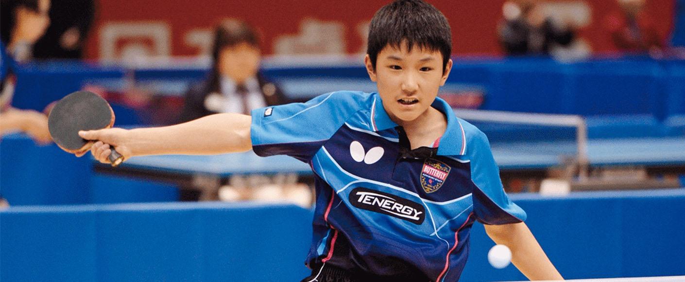 Tomokazu Harimoto: 12-Year-Old Shakes Up The World