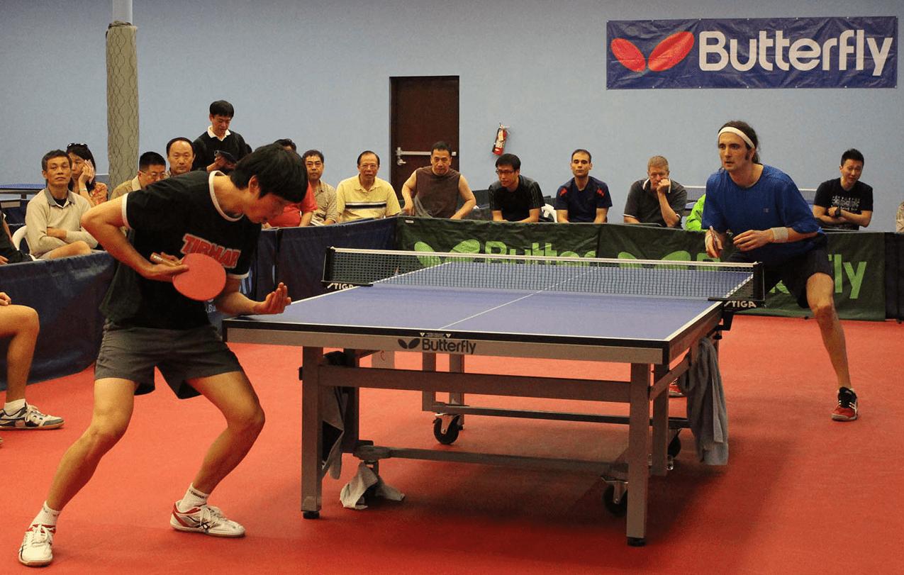 Houston Grand Prize CAP Open Table Tennis Tournament - Open table houston