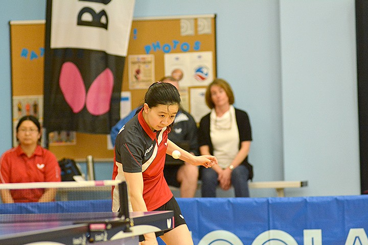 Guan Defends Her Way To Top Position on Final Day