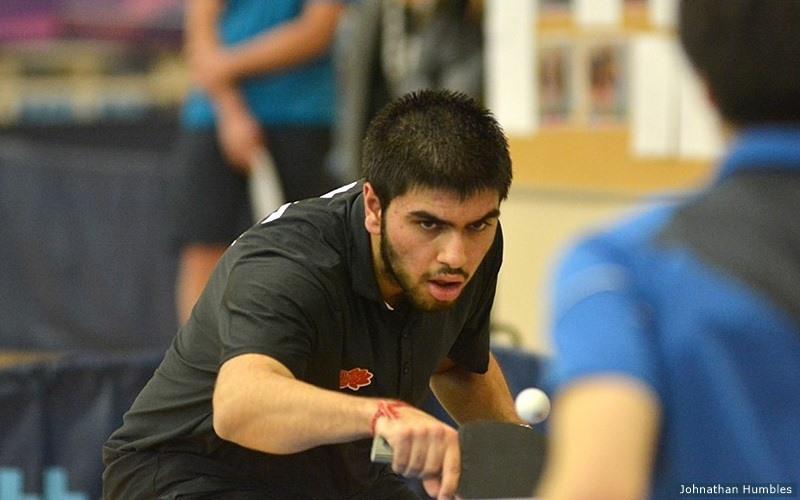 Table tennis, USATT, National Team trials, Butterfly, Kunal Chodri, WTTC