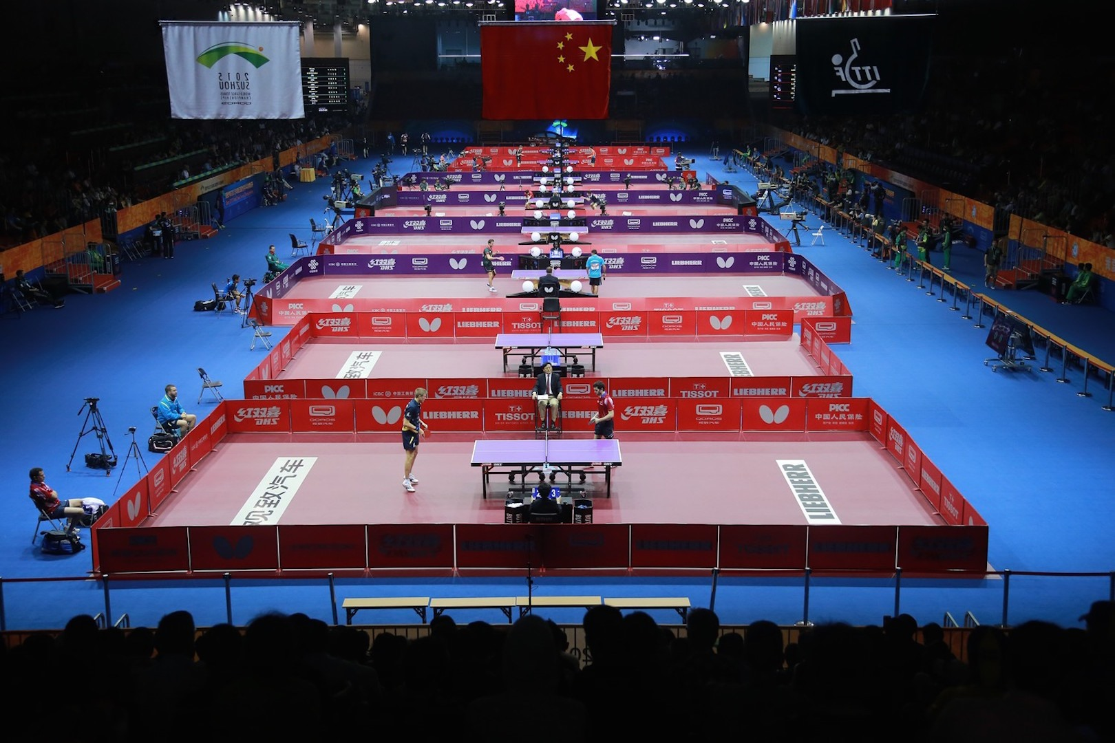 ITTF Working Group discusses strategies to promote full participation of all member nations in World Championships
