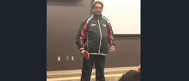 'Bionic man', Navin Kumar, gives keynote speech for Parkinson's Conference