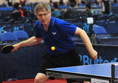 The best table tennis tip ever... Interview with Larry Hodges