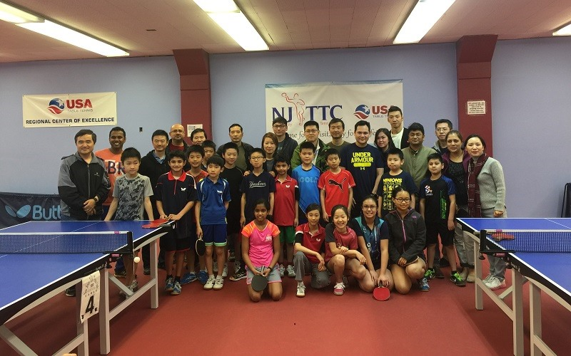 youth excel at njttc hopes regional camp and trial