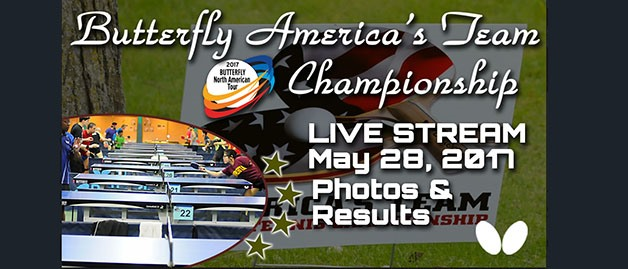 2017 Butterfly America's Team Championship