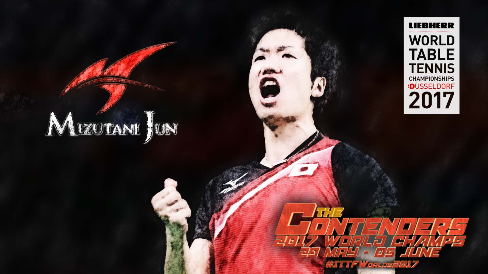 Jun Mizutani set for mighty title effort in Düsseldorf