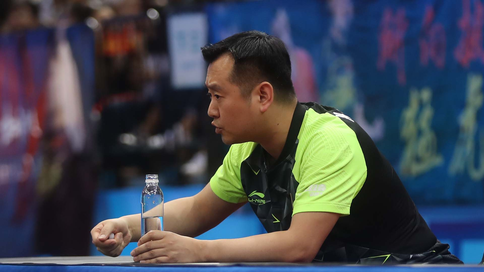 Chinese Table Tennis Association suspends Kong Linghui