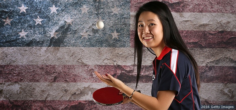 5 Tips On Balancing An Olympic Career With Lily Zhang