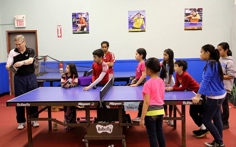 Tip of the Week - Recipe for Table Tennis Success