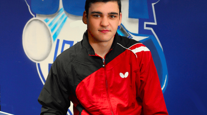 EYC– IOANNIS SGOUROPOULOS WINS GOLD