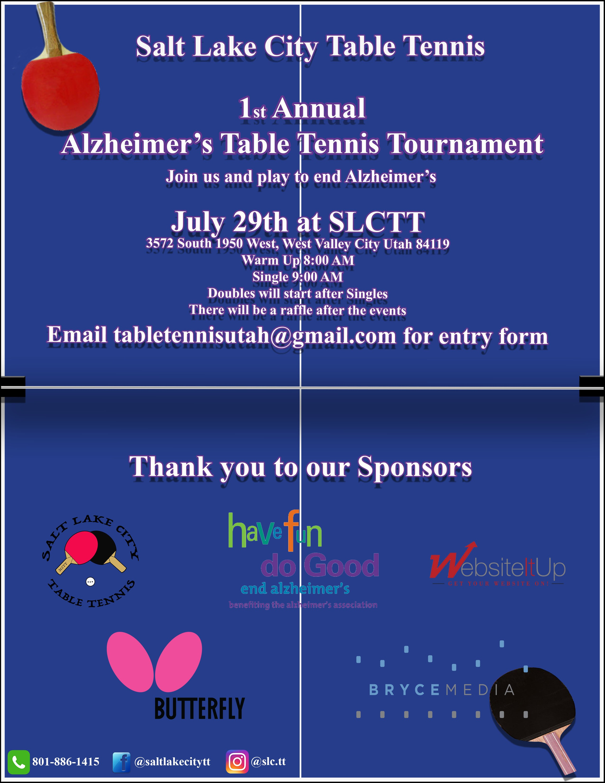 Bowmar Sports sponsoring Alzheimer's fundraiser tournament