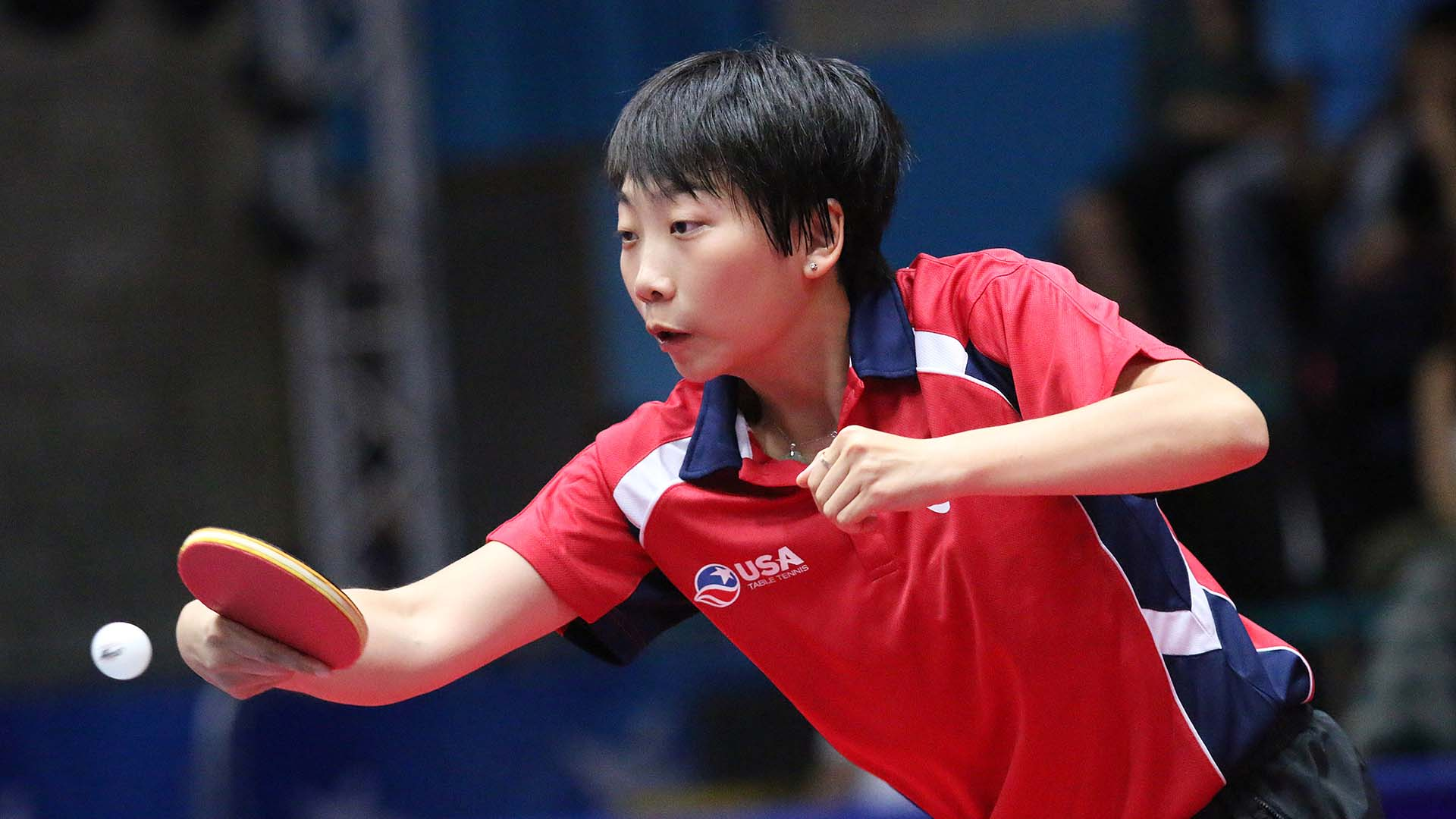 Stay close, Wu Yue wins bronze