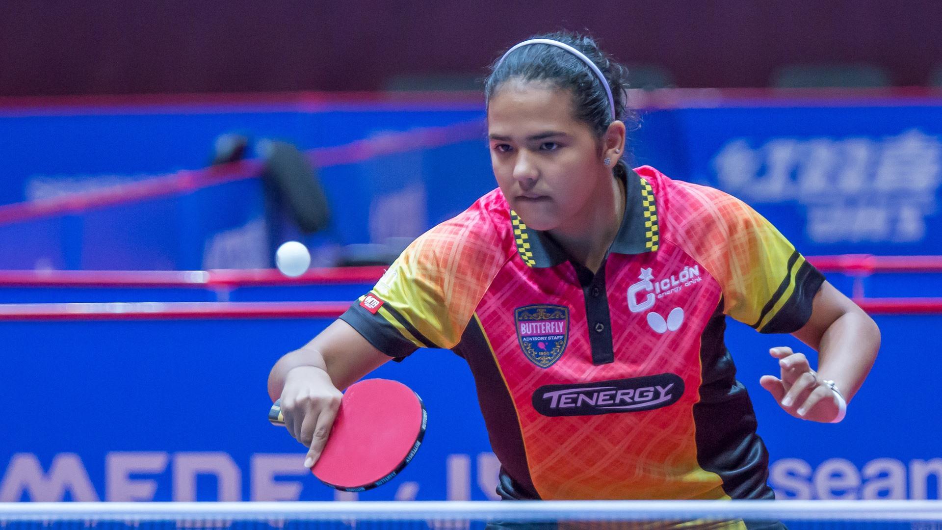Under 21 title dream still alive for Adriana Diaz