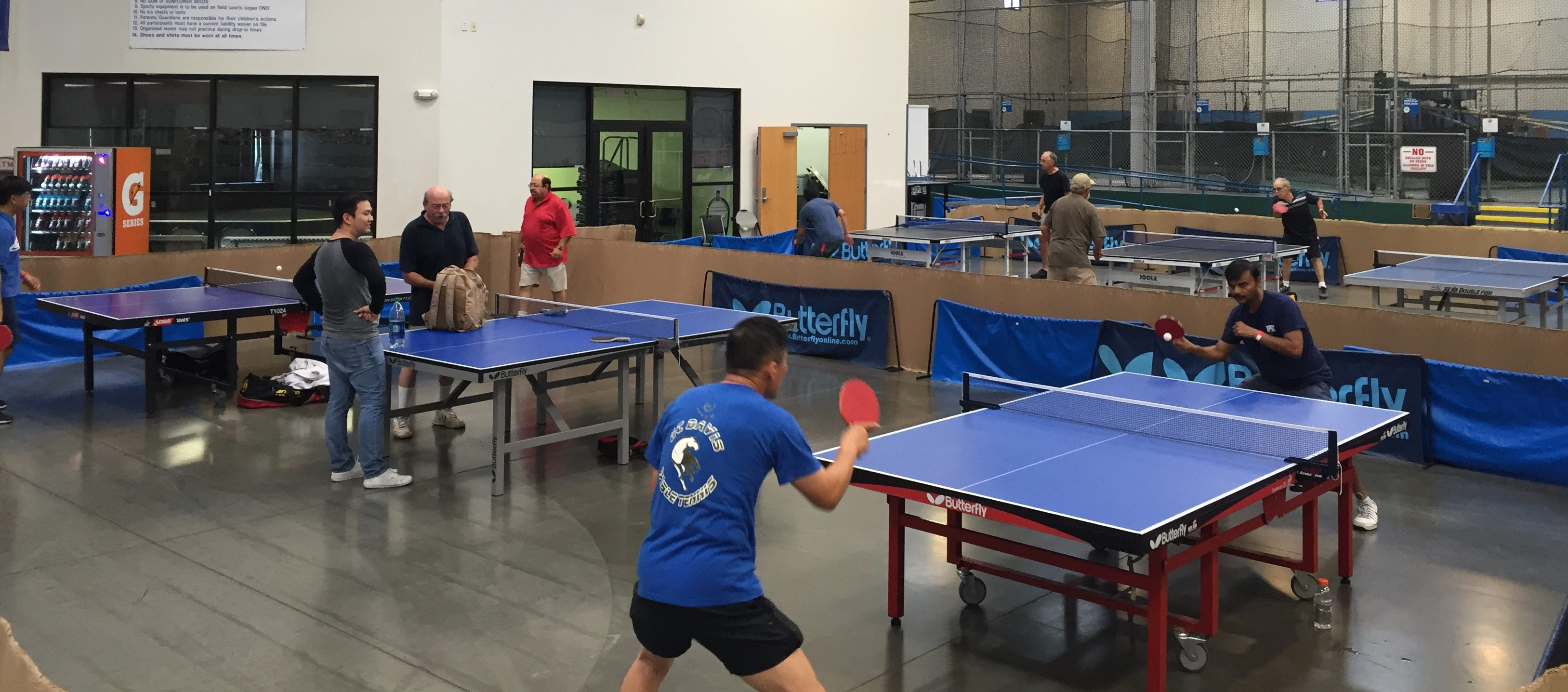 Folsom Table Tennis Club proud to be part of WAB family