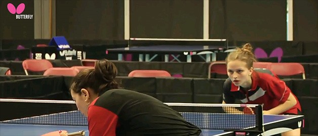 2017 Butterfly Canadian Championships - Women's Final: Alicia Cote vs Leisy Medina